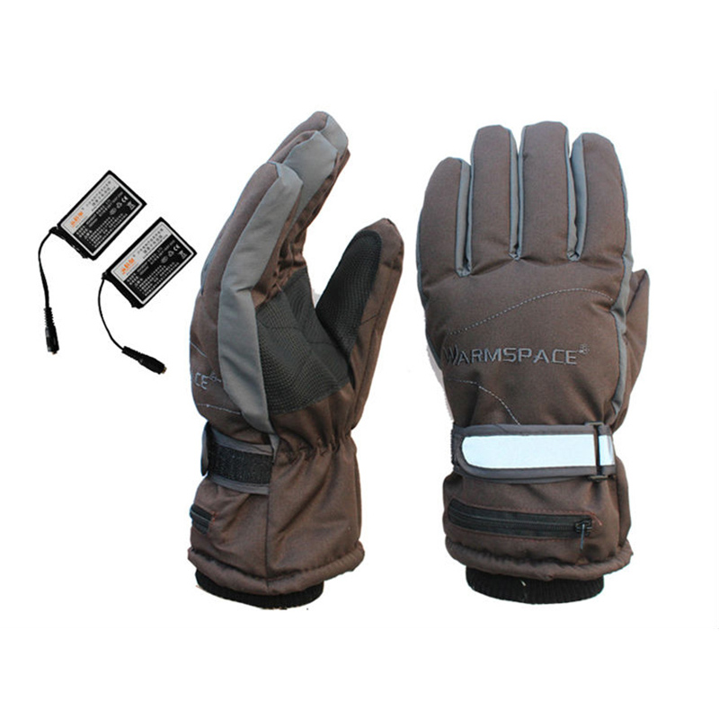 2000mAh Professional Outdoor Heating Gloves Electric Heated Gloves Self Heating Gloves Lithium Battery Heating Gloves Women