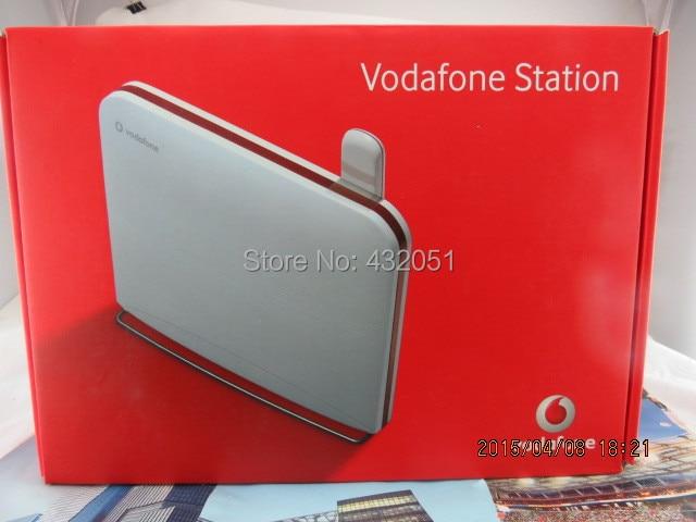 ФОТО Router WiFi Vodafone ADSL HG553 802.11 b/g Ethernet 10/100 Mb USB 2.0 Modem HSPA