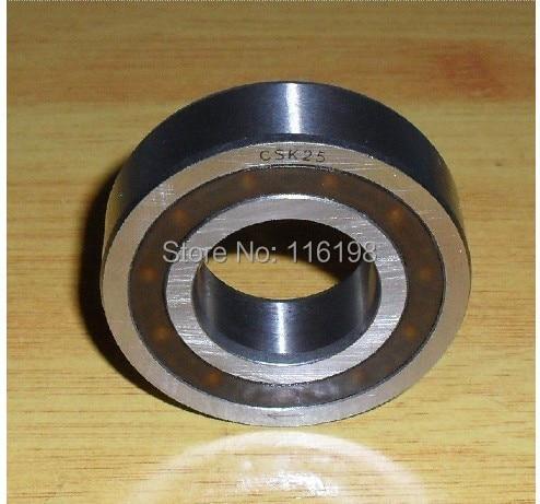 2pcs 6205 CSK25 CSK25PP BB25 one way clutch bearing 25x52x15 printer/Washing machine/printing machinery no groove  цена и фото