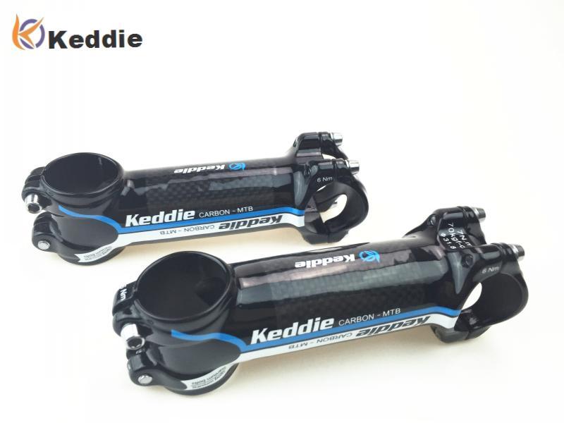 Speciální bezplatná rychlá doprava 2016 Keddie kola mtb kolo silniční kolo stonek slitiny + 3k karbon stonek 60/70/80/90/100/110/120 mm
