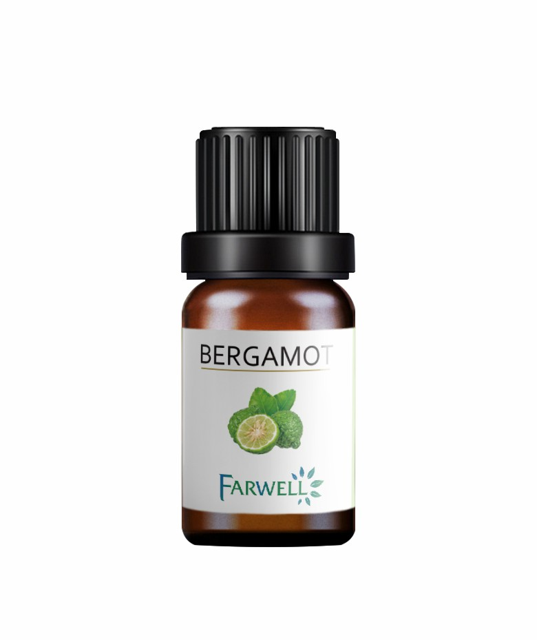 5ml Bergamot Pure Essential Oil Aromatherapy Diffusion Massage Essential Oil Relieves Pressure Oil Skin Care Helps Sleep
