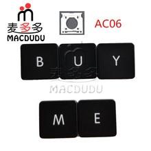 AC06 полный набор US клавиатура на замену ключи для 13 «Macbook Air A1369 A1466 2011-2015 года * проверенный поставщик *