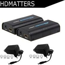 LKV373A HDMI exender 120M V3.0 TCP/IP совместимый LKV373 V3.0 1080P один TX к N RX для PS4 синий dvd-плеер, HDTV