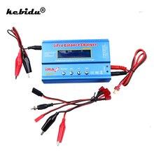 Kebidu高品質imax B6 50ワット5Aバッテリー充電器リポnimhリチウムイオンni cdデジタルrcバランス充電器放電walkera x350