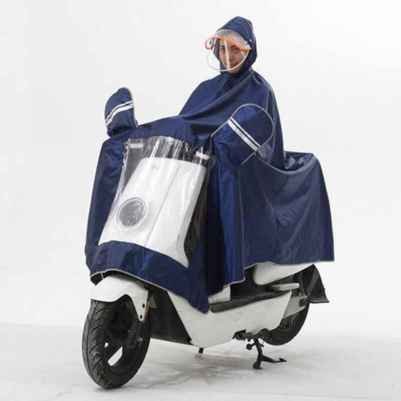 乗馬部族男性女性のオートバイの乗馬雨ジャケットパンツフードレインコート雨具通気性防水防風雨スーツセット -