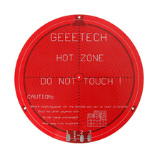 3D printer heating plate delta kossel dedicated parallel arm round hot bed PCB heating bed Free shipping