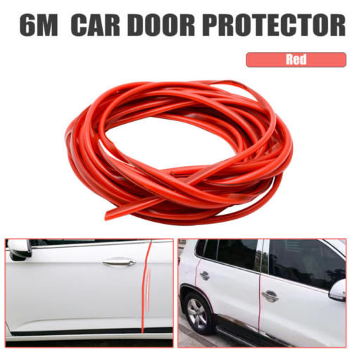 Car Door Edge Guard Trim Protector Profile Roll Moulding Trim Strip RE