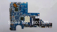For HP CQ62 592809-001 laptop motherboard mainboard AMD integrated 35 days warranty