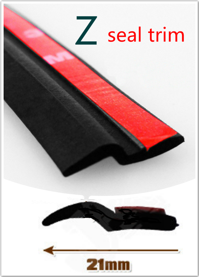 Helpful 5m Rubber Seal Strip Trim For Car Front Rear Windshield Sunroof Weatherstrip New To Enjoy High Reputation In The International Market Vehicle Electronics & Gps
