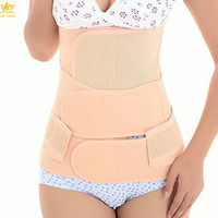Cn herb Version Abdomen Cotton Belt Closure 2in1 Elastic Postpartum Abdominal and Waist Band Recovery Belt Postnatal Body