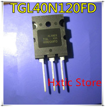 10PCS/LOT TGL40N120FD 40N120FD 40N120 TO-247 IGBT single tube 1200V 40A