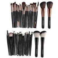22 Pcs Set Professional Makeup Brush Set Blusher Eyeshadow Powder Foundation Eyebrow Lip Cosmetic Brushes Tool