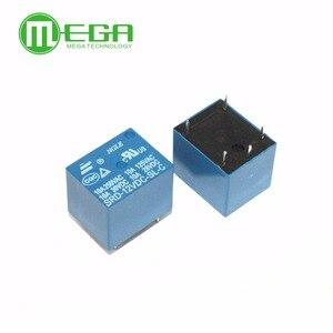 Image 1 - 50 قطعة SRD 12VDC SL C جديد 12 فولت تيار مستمر السلطة التتابع ثنائي الفينيل متعدد الكلور