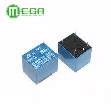 50pcs nouveau Type de carte PCB de relais de puissance de cc de SRD 12VDC SL C 12V