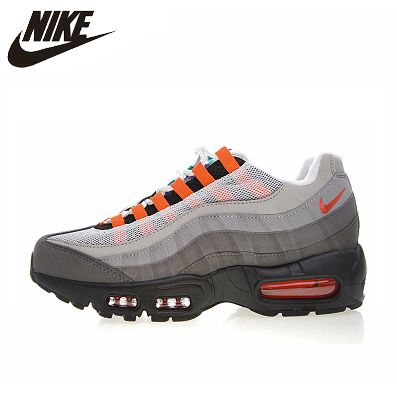 f2f47e3dc7 NIKE AIR MAX 95 OG QS Men's Running Shoes,Outdoor Sneakers Shoes,Absorption  Lightweight. US $96.60