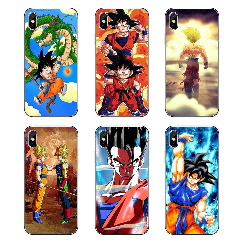 Phone Bags & Cases Luxury Dragon Ball Super Son Goku Cartoon Etui Phone Case For Samsung Galaxy J3 J5 J7 J8 J6 J4 Plus 2017 2018 Coque Soft Silicon
