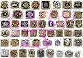 50 Period N FL From 1966 to 2015 ALL Championship Team Replica Souvenir ALL Super Bowl Zinc Alloy Sports World Championship Ring