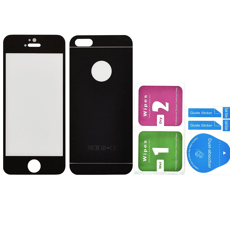 For Iphone 4 4s 5 5s Full Screen Protector Front Back