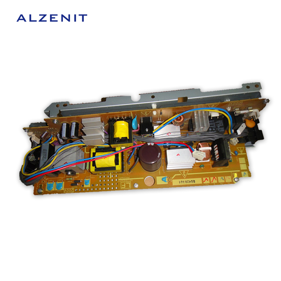 For HP 2025 CP2025 Original Used Power Supply Board LaserJet Printer Parts 220V On Sale brand new inkjet printer spare parts konica 512 head board carriage board for sale