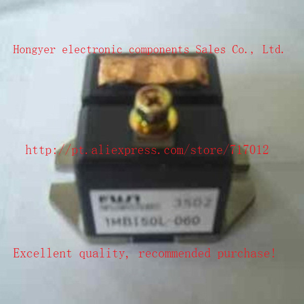 Free Shipping  1MBI50L-060 No New(Old components,Good quality) .2 itens/lote 6mbi100l 060 good use of quality assured