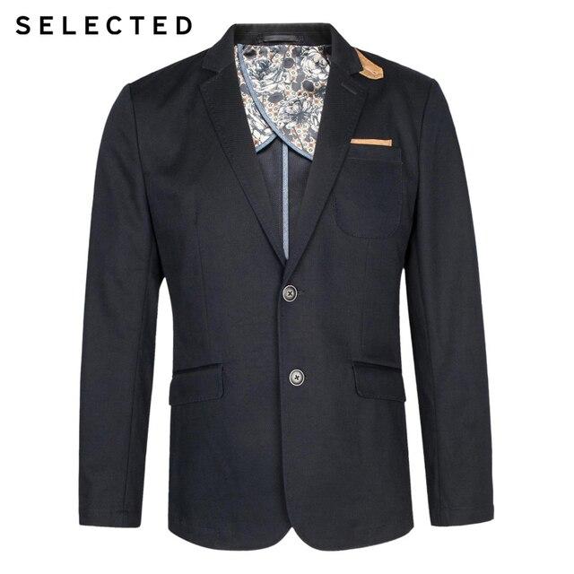 Slim business blazer jacket Business suit  4
