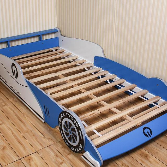 children's bed boy cartoon child car beds twin bed children's room Beds for Children's Rooms