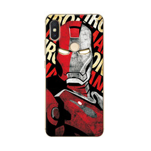 Charming Painted Cover For Xiaomi Redmi S2 Case Redmi S 2 5.99 inch Marvel Avengers Silicone Phone Cases For Redmi S2 Fundas