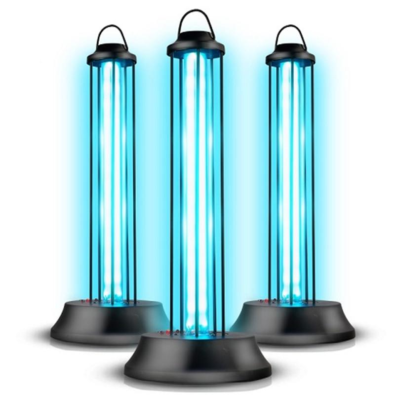 UV Disinfection Ozone Sterilizer Lamp Home Kindergarten Kill Mite  Sterilization Ultraviolet Tube Instead Solarium Cleaner In Ultraviolet  Lamps From Lights ...