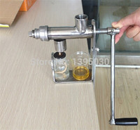 HY 03 Manual Oil Extractor Machine Oil Press Machine Peanut/Nut Oil Press