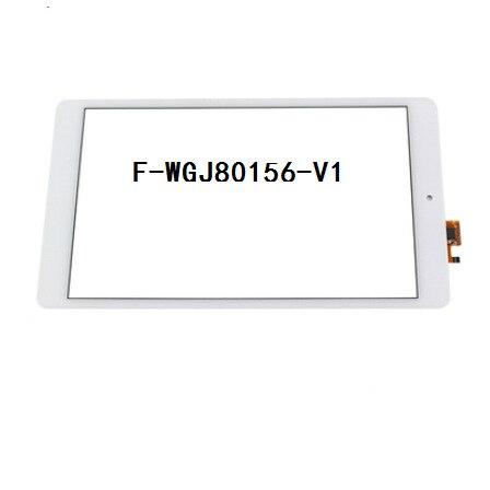 Новый 7.85 дюймов tablet емкостной сенсорный экран F-WGJ80156-V1 бесплатная доставка