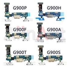 Oryginalny port ładowania usb ładowarka taśma do samsunga Galaxy S5 G900 G900F G900H G900L G900k G900S złącze dokujące flex
