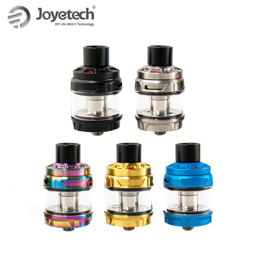 Original Joyetech Cubis Max Atomizer 5ml Tank Capacity Coilless NCFilm Heater For Ultex T80 Electronic Cigarette Easy To Use