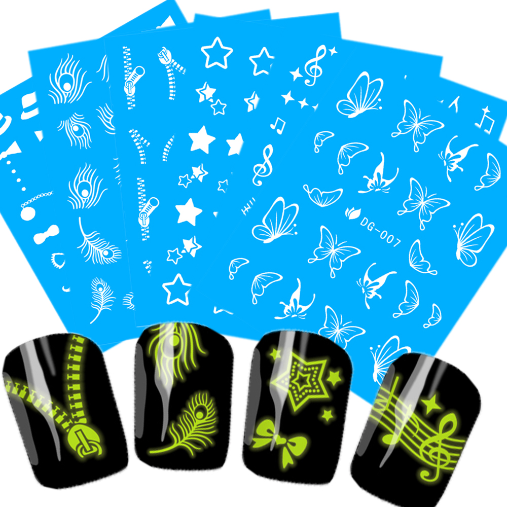 best top 10 nail decals zippers ideas and get free shipping