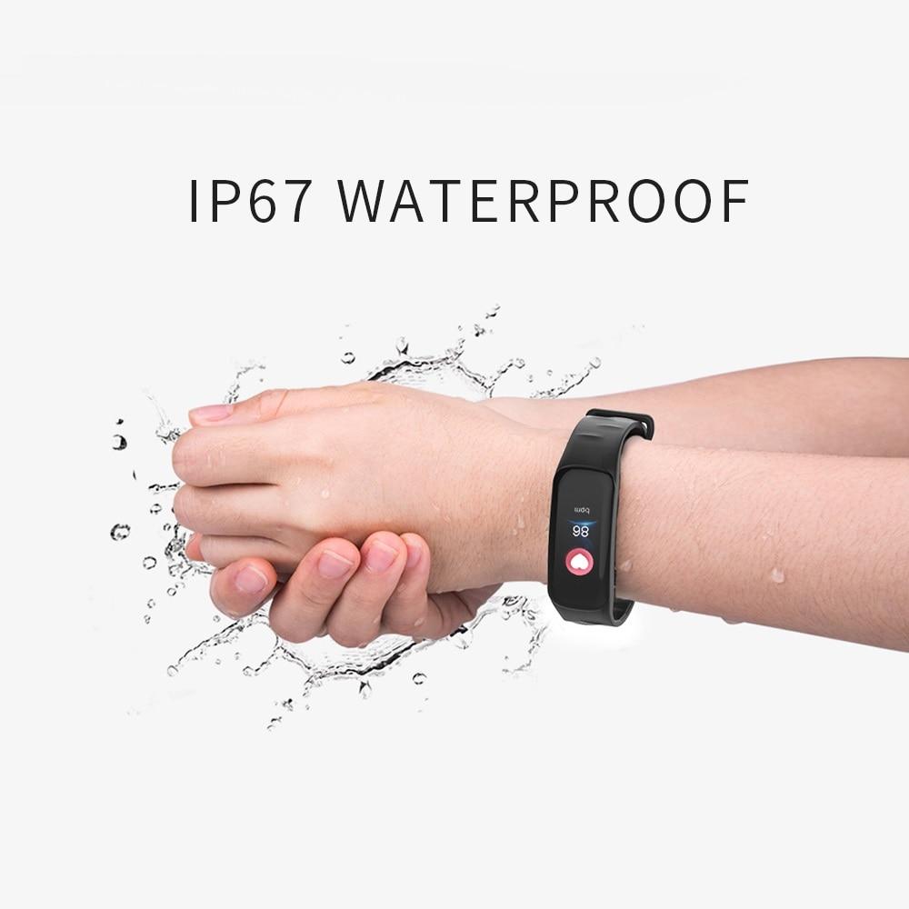 Wearfit Healthy Self Organization Wristband Waterproof GPS Fitness tracker  Smartwatch