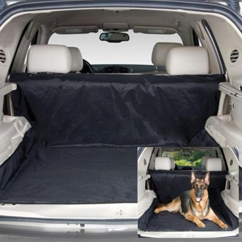 Waterproof Cat Pet Dog Car Seat Cover Rear Bench Waterproof Travel Car Blanket Dog Puppy Seat Protector Pet Seat Mat 120x150cm in Automobiles Seat Covers from Automobiles Motorcycles