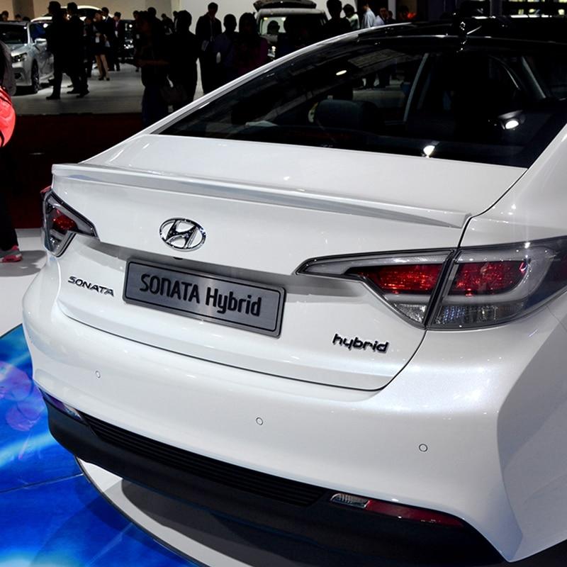 Hyundai Sonata 2015 Review: Car Styling For Hyundai Sonata 2014 2015 2016 ABS Plastic
