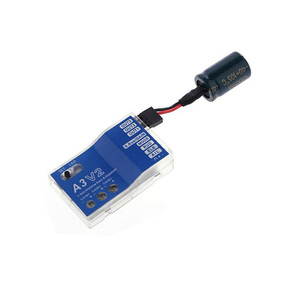 Image 3 - 3 Axis Gyro A3 V2 Aeroplane Flight Controller Stabilizer for RC Airplane Fixed wing Copter