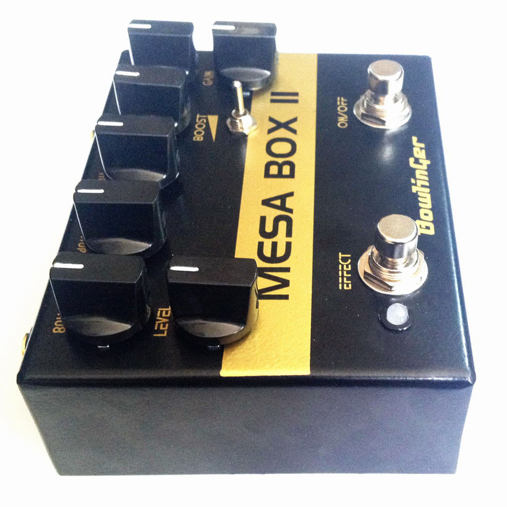 mesa box 2 distortion preamp electric guitar pedal equalizer guitar effects in guitar parts. Black Bedroom Furniture Sets. Home Design Ideas