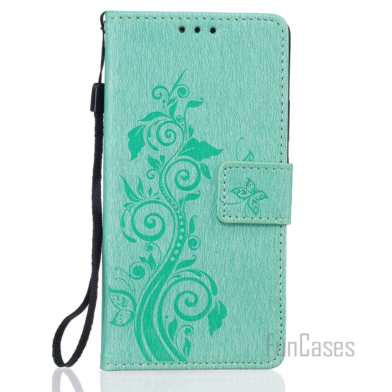 Coque PU Leather Flip Cell Mobile Phone Case For Huawei P9 Lite Stand Wallet Card Slots Case Cover Cas For Huawei Ascend P9 Lite