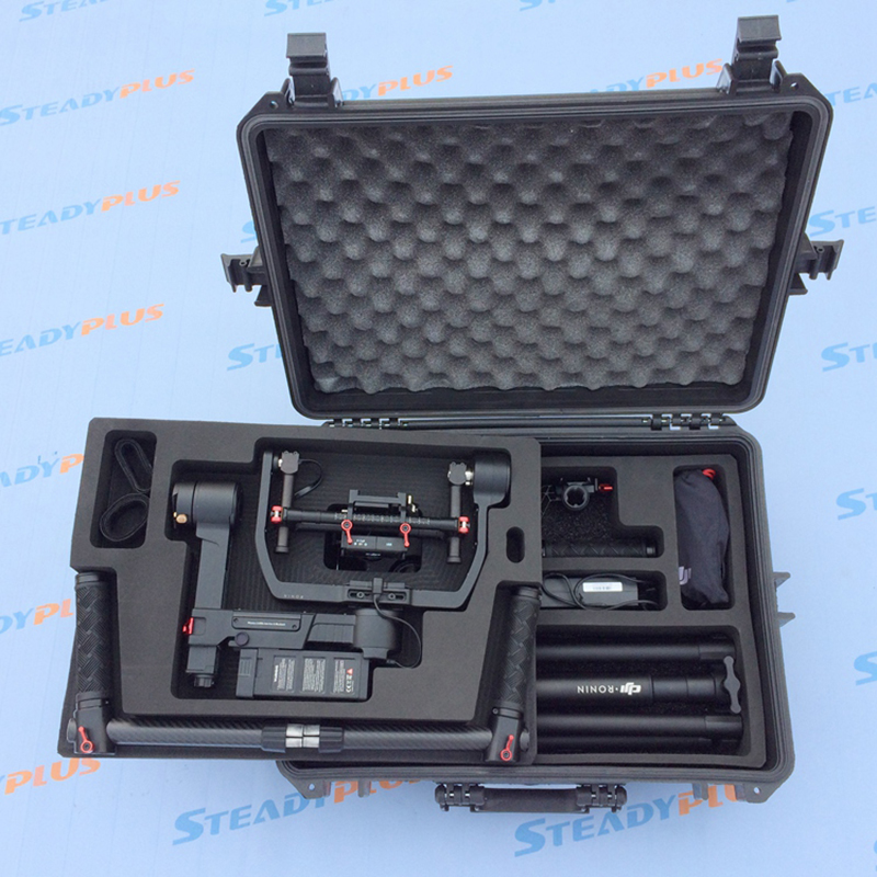 waterproof  DJI ronin m protective case High quality impact resistant protective case custom EVA liningwaterproof  DJI ronin m protective case High quality impact resistant protective case custom EVA lining