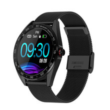 Smart Watch Bluetooth Pedometer Heart Rate Blood Pressure Sleep Monitoring Fitness Clock Smartwatch for IOS Android Xiaomi phone original ux uwatch smart watch phone clock bluetooth smartwatch with heart rate sensor monitor compass for android ios xiaomi mi