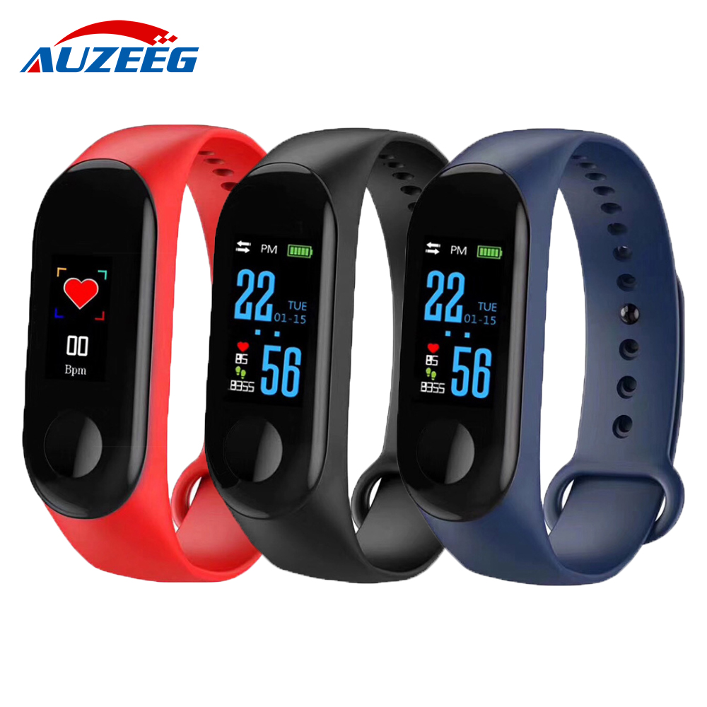 Smart Watch Sports Fitness Heart Rate Tracker watch Blood Pressure wristband IP67 Waterproof band Pedometer band for IOS Android