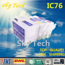 76L IC76 Empty Refillable Ink cartridges For ICBK76 – ICY76 suit for Epson PX-M5040F PX-S5040 PX-M5041F , With ARC Chips