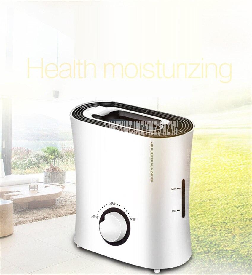 SZ-J029 220V/50hz Home large capacity mute office bedroom pregnant women mini fragrance machine Mist Discharge humidifier200ml/h