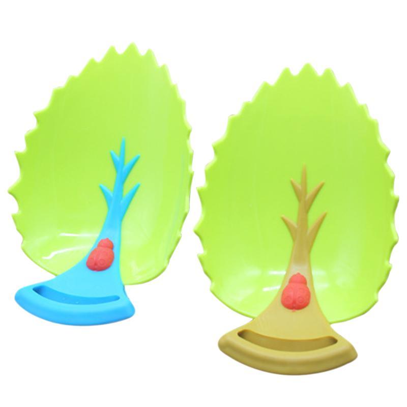 Leaf Design Faucet Extender Kids Children Hand Wash Tap Water Guide Tool