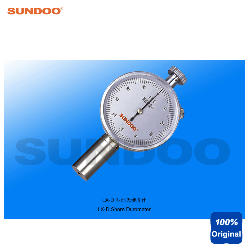 Sundoo LX-D Pointer Hard Rubber, Resin,Glass, Printed Board, Fiber DurometerSundoo LX-D Pointer Hard Rubber, Resin,Glass, Printed Board, Fiber Durometer