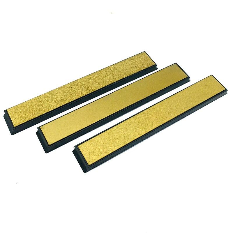 3pcs Kitchen Knife Edge sharpening system diamond whetstone Grinding stone for Apex sharpener 80 150 240 500 800 1000# Grit