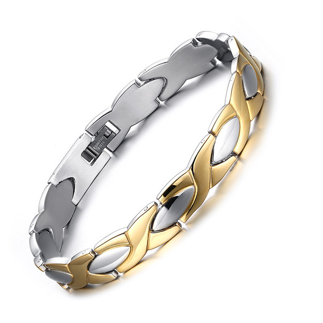 Valentine's Day gift 316L stainless steel bracelet men's warm minimalist jewelry bracelets
