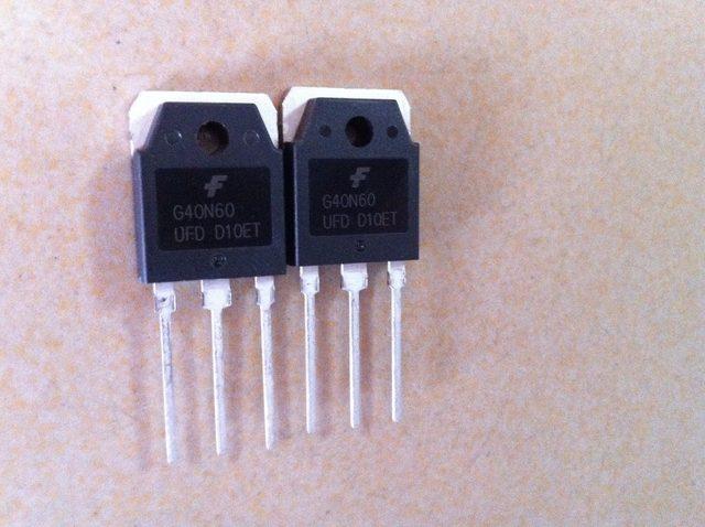 Online Shop Free Shipping IGBT power transistor G40N60 for treadmill ...
