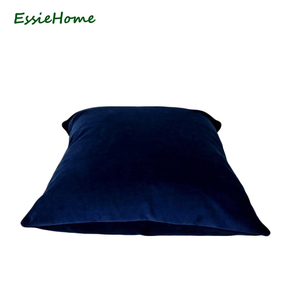 ESSIE HOME Πολυτέλεια Ζαφείρι Μπλε - Αρχική υφάσματα - Φωτογραφία 4